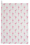 Sophie Allport Tea Towel - Flamingos
