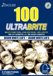 Jingles 100 Ultrabrite Multi-Function LED Lights - Warm White