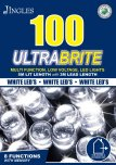 Jingles 100 Ultrabrite Multi-Function LED Lights - White
