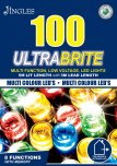 Jingles 100 Ultrabrite Multi-Function LED Lights - Multicoloured