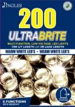 Jingles 200 Ultrabrite Multi-Function LED Lights - Warm White