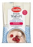 EasiYo Greek Style Yoghurt 240g - Raspberry