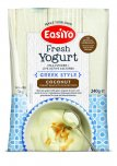 EasiYo Greek Style Yoghurt 240g - Coconut