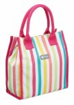KitchenCraft Multi Stripes Lunch / Snack Cool Bag 4 Litres