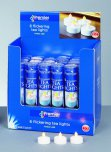 Premier Decorations Battery Operated Flickering LED Tea Lights (Pack of 6)
