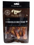The Dog Deli Tasty Chicken Rolled Sweet Potato 100g