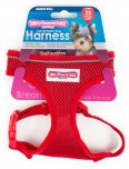 Ancol Simply Comfortable Mesh Dog Harness Red XS