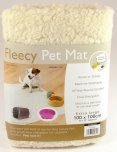 Country Club Fleecy Pet Mat Extra Large 100cm X 100cm