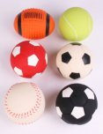 Petface Latex Ball Large Assorted