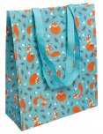 Rex Rusty The Fox Design Shopper Bag