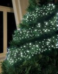 Premier Decorations Treebrights™ Multi-Action 750 LED - White