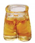 Eddingtons Pants Up Shot Glasses (Set of 6)