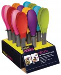 Colourworks 2 in 1 Tongs / Salad Servers