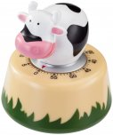 Judge Kitchen Analogue Timer - Grazing Cow