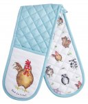 Price & Kensington Back To Front Double Oven Glove