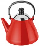 Judge Induction Stove Top Kettle 1.5lt - Red