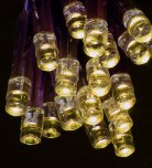 Premier Decorations Battery Operated Static & Flashing 35 LED Lights - Warm White