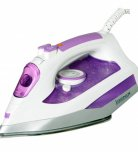 Igenix IG3121 2000W Steam Iron - White/Purple