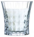 Cristal D'Arques Cinnamon Apple Crystal Candle