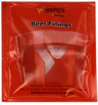 Young's  Beer Finings - Treats 23L