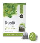 Dualit Fine Tea Capsules Green - Pack of 10