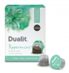 Dualit Fine Tea Capsules Peppermint Infusion - Pack of 10