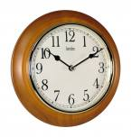 Acctim Maine Wall Clock Cherry