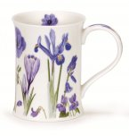Dunoon Cotswold Shape Fine Bone China Mug - Sonata Blue