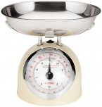 Judge Kitchen Traditional Scale 5kg Cream