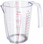 Judge Kitchen Tritan Measuring Cup 500ml