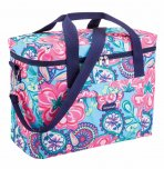 KitchenCraft 'We Love Summer' Antigua Large Family Cool Bag, 21 Litres