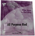 Young's All Purpose Red Wine Yeast Sachet - 5g
