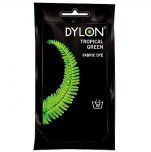 Dylon Fabric Dye for Hand Use - Tropical Green (03)