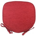 Evans Lichfield Savannah Walled Seat Pad - Wine