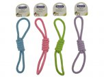 The Pet Store Strong Rope Toy - Twin Loop Rope