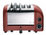Dualit Combi 2x2 Toaster Red 42175
