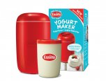 EasiYo Yogurt Maker 1kg - Red