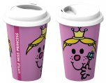 Mr Men Little Miss Princess Travel Mug