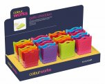 Colourworks Brights Garlic and Ginger Grater