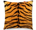 Kico Animal Skin 45x45cm Funky Sofa Cushion -  Tiger