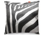 Kico Animal Skin 45x45cm Funky Sofa Cushion -  Zebra