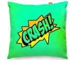 Kico Comic Pop Art 45x45cm Funky Sofa Cushion -  Crash!