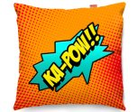 Kico Comic Pop Art 45x45cm Funky Sofa Cushion -  Ka-Pow!