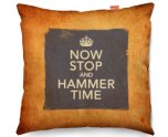 Kico Keep Calm Vintage 45x45cm Funky Sofa Cushion - Hammer Time