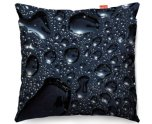 Kico Nature 45x45cm Funky Sofa Cushion - Black Rain