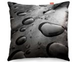 Kico Nature45x45cm Funky Sofa Cushion - Black Water