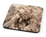 Kico Animal Skin Coaster - Rabbit