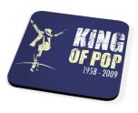 Kico Celebrity Coaster - King of Pop