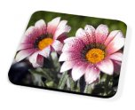 Kico Flower Coaster - Purple Flowers
