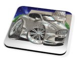 Kico Automotive Coaster - 007 Aston Martin